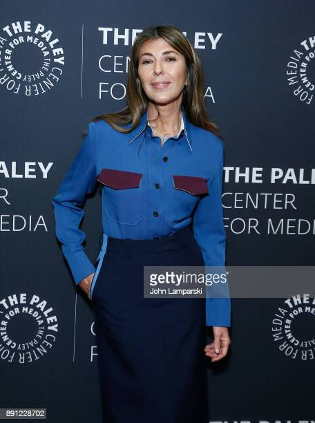 Elle Magazine editorinchief Nina Garcia attends The Paley Center for Media Presents Behind The Seams Fashion and TV at The Paley Center for Media on...