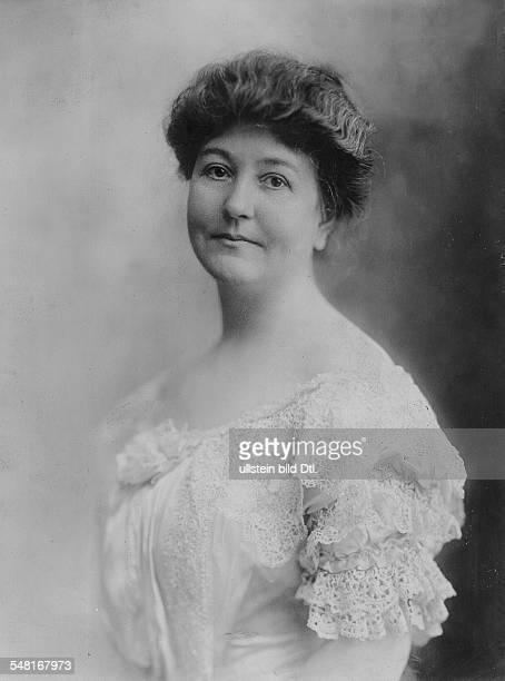 Ellen Axson Wilson *15051860 First wife of the 28th US President Woodrow Wilson around 1913 Photographer Philipp Kester Vintage property of ullstein...