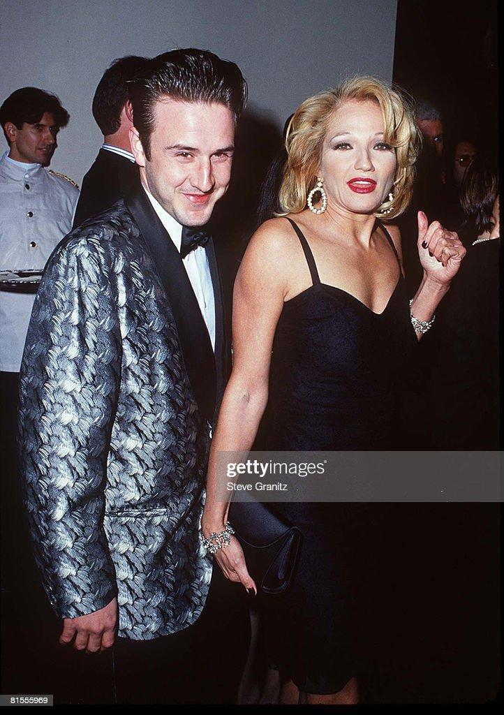 Ellen Barkin & David Arquette
