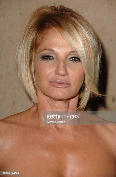 Ellen Barkin during 21st Annual American Cinematheque Award Honoring George Clooney Arrivals at Beverly Hilton Hotel in Beverly Hills California...