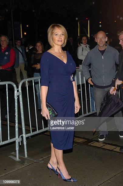 Ellen Barkin during Palindromes New York Screening at Alice Tully Hall in New York City, New York, United States.