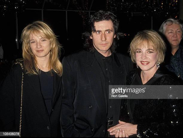 Ellen Barkin Gabriel Byrne and Stockard Channing