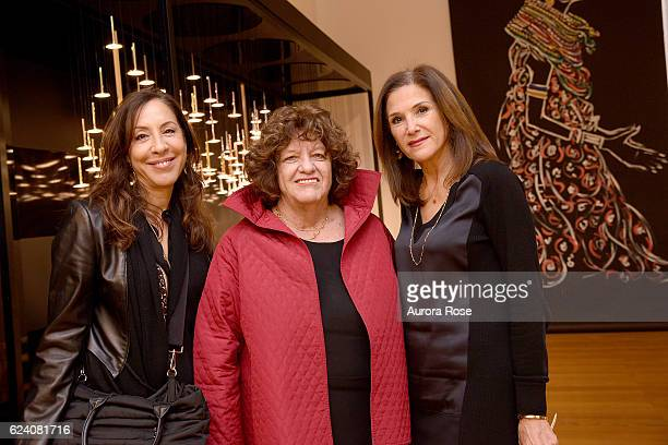 Ellen Becker Ellen Sweeney and Amy Bratt attend BLACKBODY LIGHTING and CLODAGH DESIGN Celebrate the 15th Anniversary of 'The Thorn Tree Project' to...
