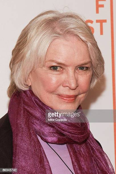 """Ellen Burstyn attends the premiere of """"Poliwood"""" during the 8th Annual Tribeca Film Festival at the BMCC Tribeca Performing Arts Center on May 1,..."""