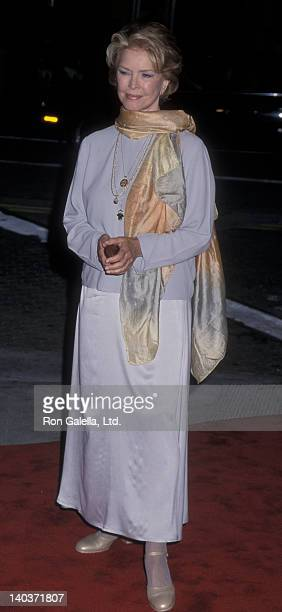 Ellen Burstyn attends the premiere of The Exorcist on September 21 2000 at Mann Bruin Theater in Westwood California