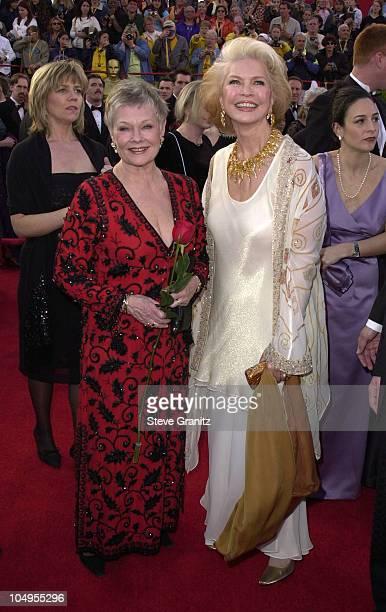 Arrivals At The 73rd Annual Academy Awards Stock Photos ...