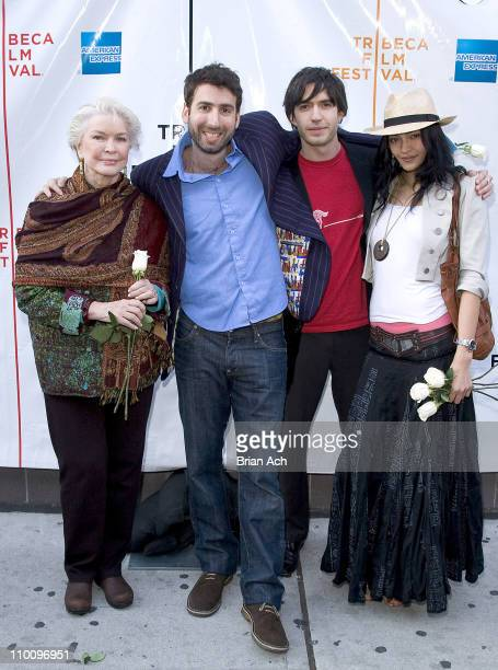 Ellen Burstyn Seth Grossman Emanuel Michael and Florence Faivre