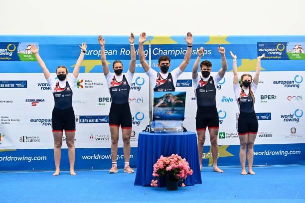 ITA: European Rowing Championships 2021 - Day 3