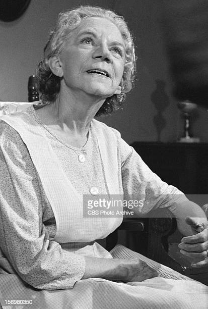 WALTONS Ellen Corby as Esther Walton on The Calling Image dated June 9 Image dated June 9 1978