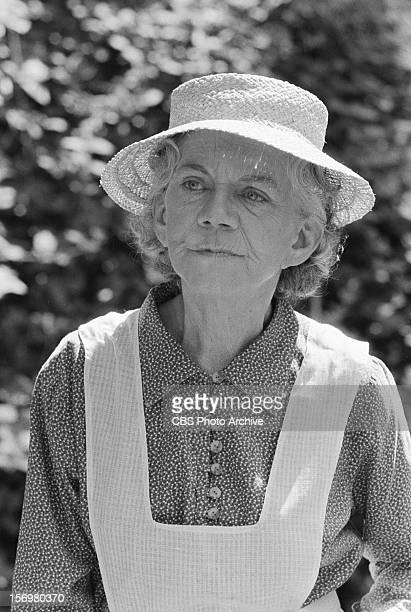 Ellen Corby as Esther Walton on The Empty Nest Image dated June 16 1978