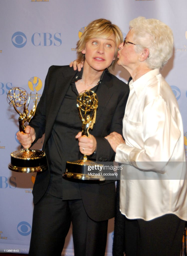 32nd Annual Daytime Emmy Awards - Press Room : News Photo