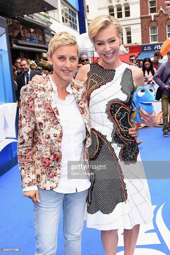 """Finding Dory"" UK Premiere - VIP Arrivals : News Photo"