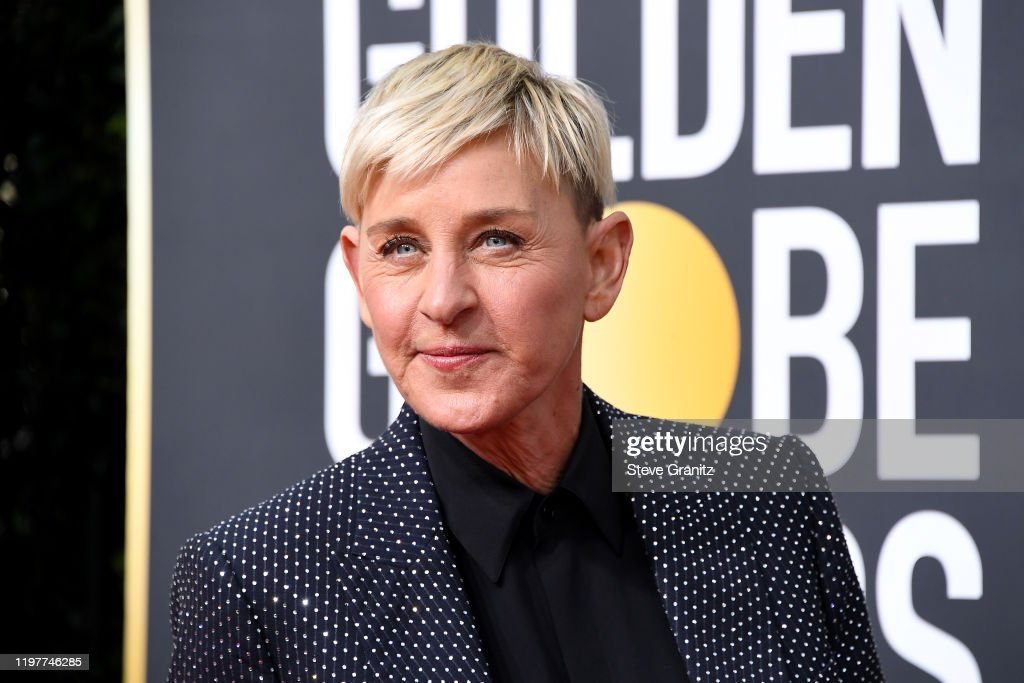 77th Annual Golden Globe Awards - Arrivals : Nachrichtenfoto