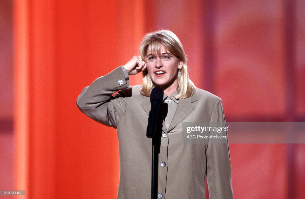 Ellen DeGeneres Appears At 5th Annual American Comedy Awards : News Photo