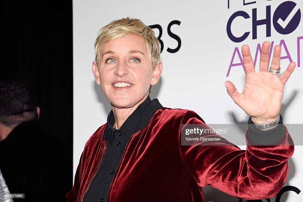 People's Choice Awards 2017 - Press Room : ニュース写真
