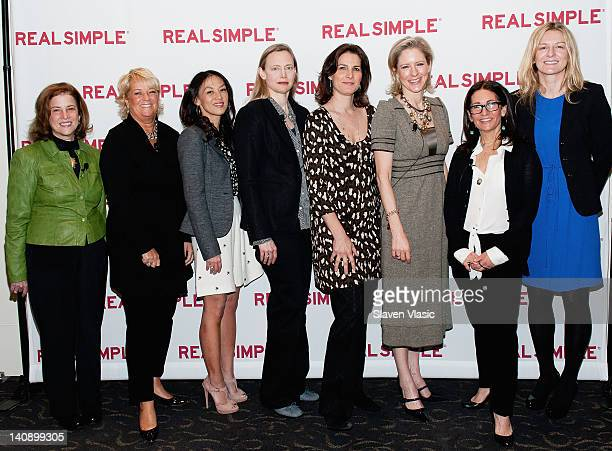 Ellen Galinsky President and CoFounder Families Work Institute Sally Preston Publisher Real Simple author Amy Chua Ruth Davis Konigsberg Senior...