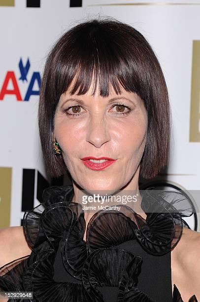 Ellen Greene attends the Opening Night Gala Presentation Of Life Of Pi at the 50th New York Film Festival at Alice Tully Hall on September 28 2012 in...
