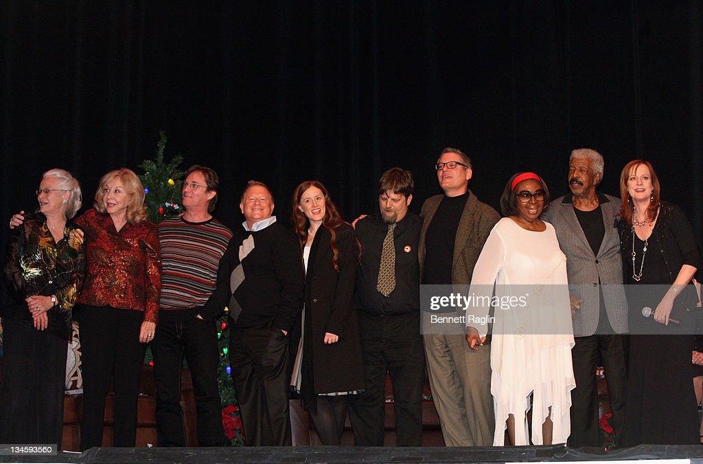 "40th Anniversary Reunion Of ""The Waltons"" : News Photo"