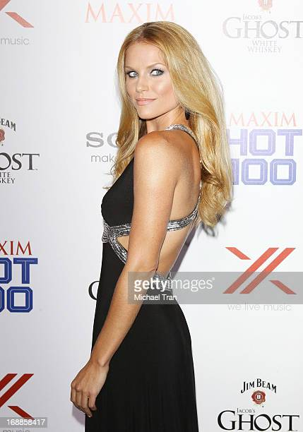 Ellen Hollman arrives at the Maxim 2013 Hot 100 Party held at Create on May 15 2013 in Hollywood California