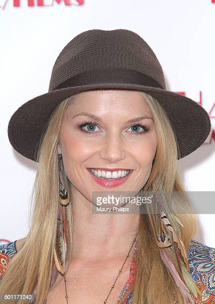 Ellen Hollman attends opening night of 'Garbo's Cuban Lover' at Macha Theatre on December 12 2015 in West Hollywood California