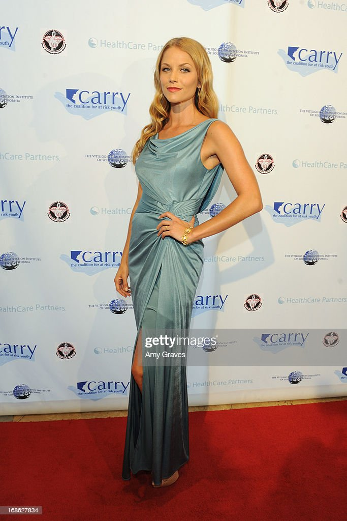Ellen Hollman attends the CARRY Foundation's 7th Annual 'Shall We Dance' Gala at The Beverly Hilton Hotel on May 11, 2013 in Beverly Hills, California.