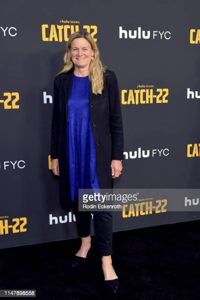 Ellen Kuras attends the FYC Red Carpet for Hulu's Catch22 at Saban Media Center on May 08 2019 in North Hollywood California