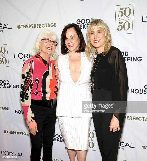 Ellen Levine Hearst Magazine Editorial Director Patricia Haegele Good Housekeeping Senior Vice President / Group Chief Revenue Officer and Jane...