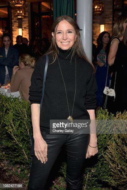 Ellen Meyer attends Jennifer Meyer Celebrates First Store Opening in Palisades Village At The Draycott With Gwyneth Paltrow And Rick Caruso on...