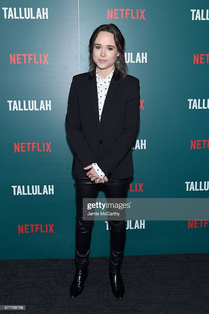 "Netflix Hosts A Special Screening Of ""Tallulah""- Arrivals"