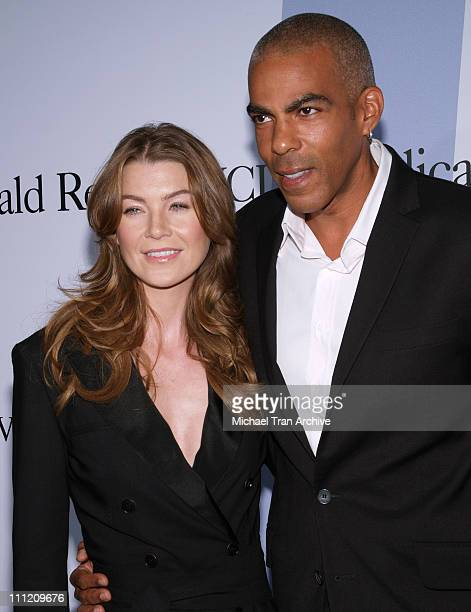 Ellen Pompeo and Christopher Ivery during The Millennium Ball 2006 Fundraiser to Benefit Ronald Reagan UCLA Medical Center Arrivals at Ronald Reagan...