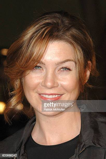 Ellen Pompeo attends Los Angeles Premiere of 27 Dresses at Mann Villiage on January 7 2008 in Westwood CA