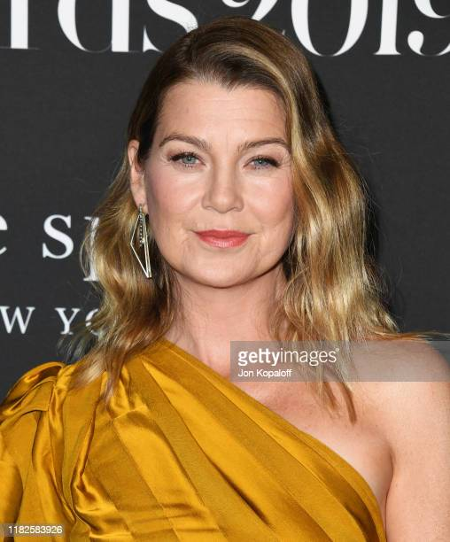 Ellen Pompeo attends the 2019 InStyle Awards at The Getty Center on October 21 2019 in Los Angeles California