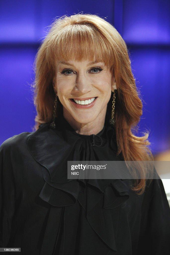 REF --'Ellen Pompeo, Brian Regan, Kathy Griffin' Episode 203
