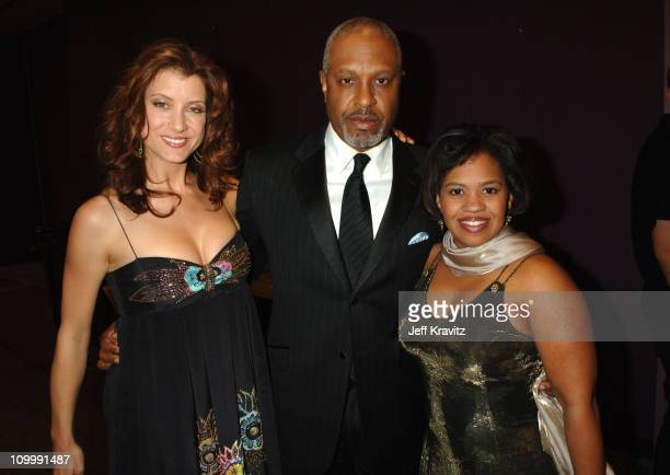 Ellen Pompeo James Pickens Jr and Chandra Wilson *EXCLUSIVE*