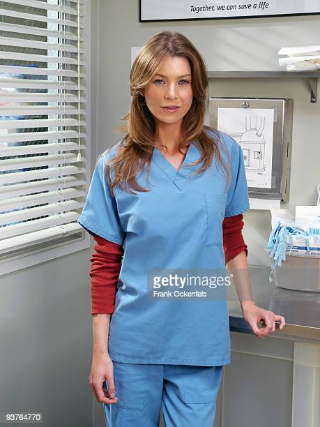 S ANATOMY Ellen Pompeo stars as Meredith Grey on Grey's Anatomy on the Walt Disney Television via Getty Images Television Network