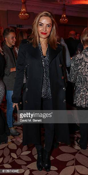Ellen Rivas attends the 'London Town' screening during the 60th BFI London Film Festival at St Ermin's Hotel on October 11 2016 in London England