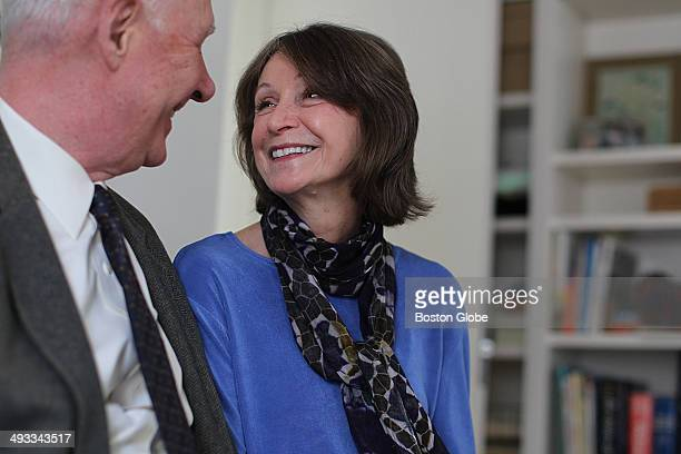 Ellen Steinbaum with husband Jim Dalsimer She is a poet and contributed poems to the new Widows anthology Her first husband died at 58 she remarried...