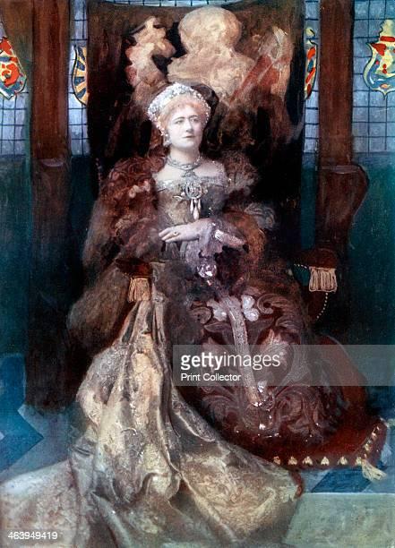Ellen Terry in Henry VIII c1902 English stage actress Ellen Terry as Catherine of Aragon in Shakespeare's Henry VIII