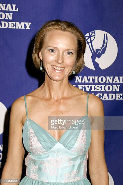 Ellen Wheeler of 'All My Children' during The 32nd Annual Creative Craft Daytime Emmy Awards at Mariott Marquis Hotel in New York City New York...
