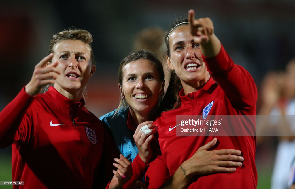 Portugal v England - UEFA Women's Euro 2017: Group D