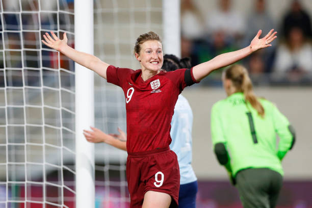 LUX: Luxembourg v England: Group D - FIFA Women's World Cup Qualifiers