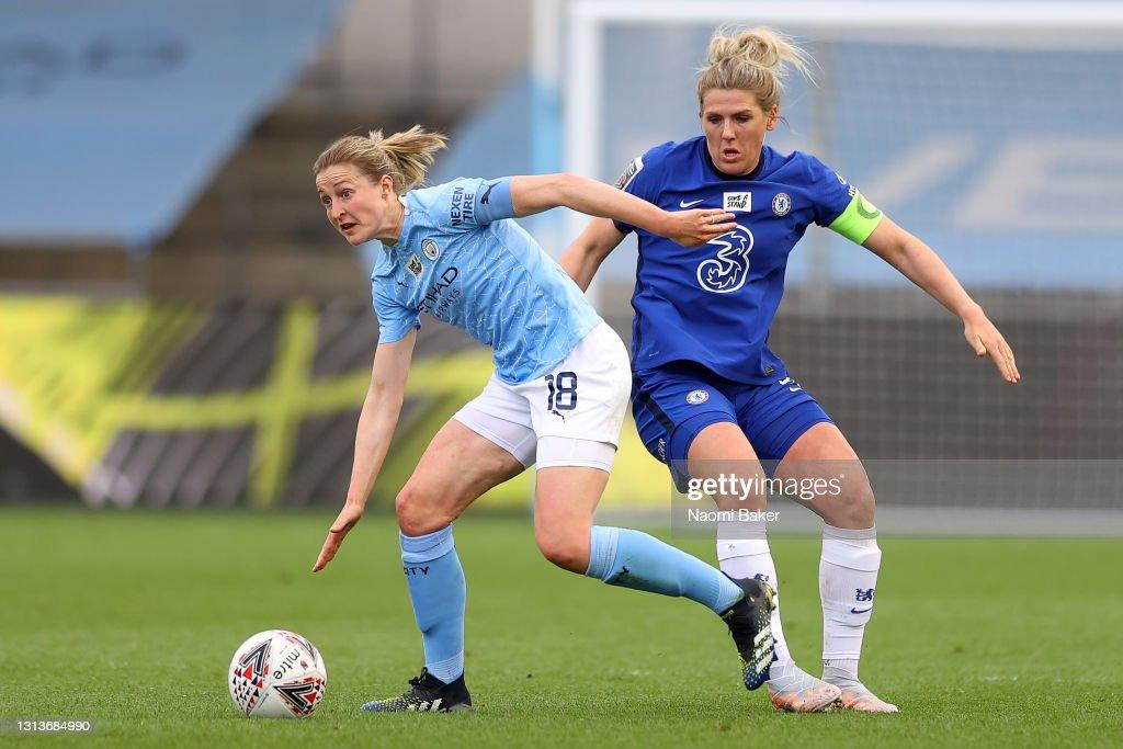Manchester City Women v Chelsea Women - Barclays FA Women's Super League : News Photo