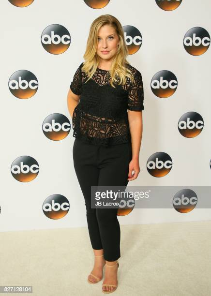 Ellen Woglom attends the 2017 Summer TCA Tour 'Disney ABC Television Group' on August 06, 2017 in Los Angeles, California.