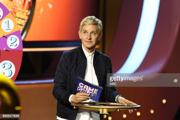 S GAME OF GAMES 'Ellen's Game of Games' Episode 107 Pictured Ellen DeGeneres