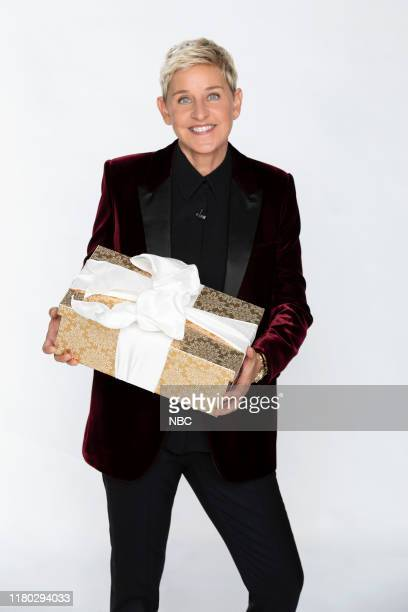 Ellen's Greatest Night of Giveaways -- Pictured: Ellen DeGeneres --
