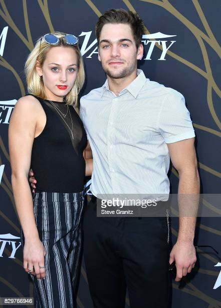 Ellery Sprayberry arrives at the Variety Power Of Young Hollywood at TAO Hollywood on August 8 2017 in Los Angeles California