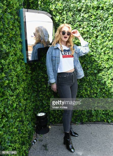 Elley Duhe attends Pandora SXSW 2018 on March 13 2018 in Austin Texas