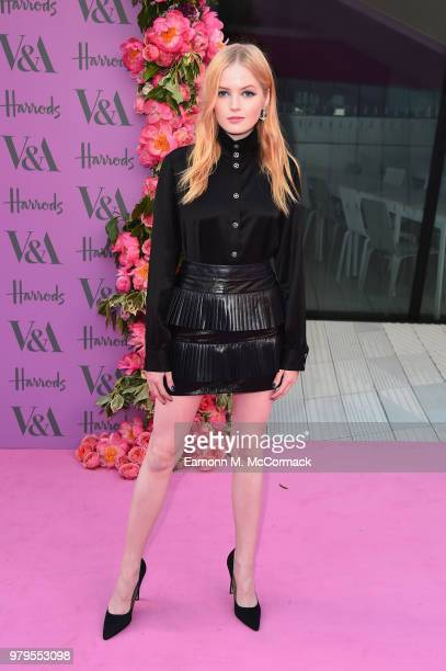 Ellie Bamber attends the VA Summer Party at The VA on June 20 2018 in London England