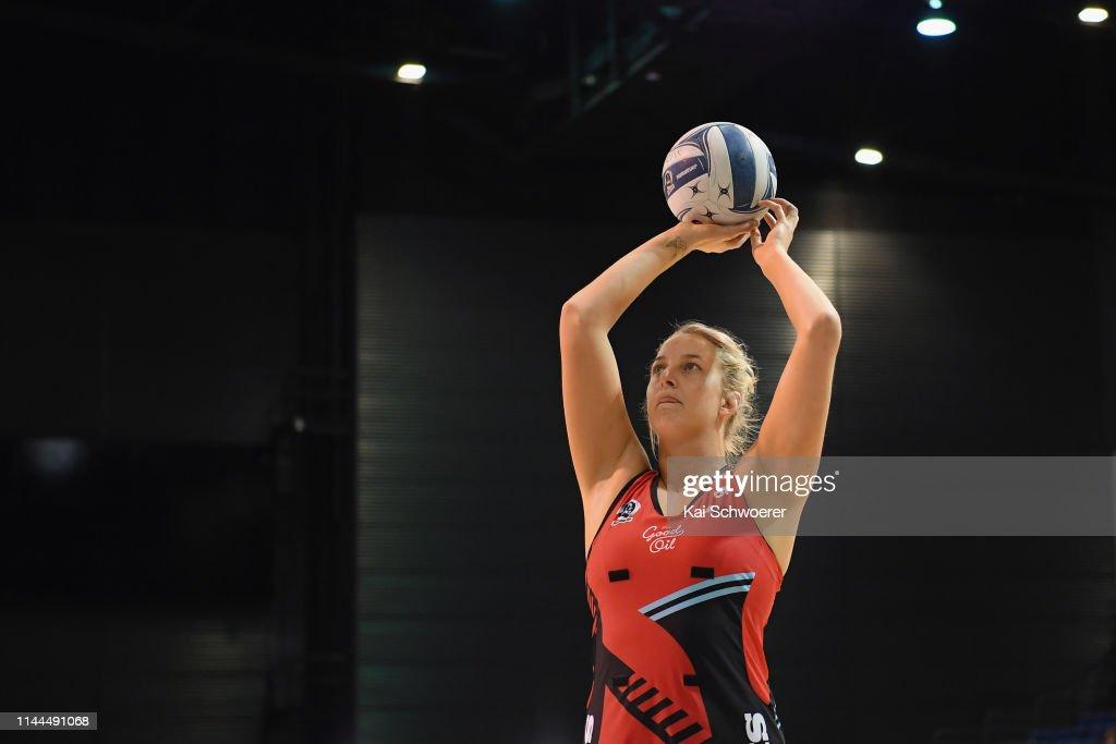 NZL: ANZ Championship - Mainland Tactix v Northern Stars