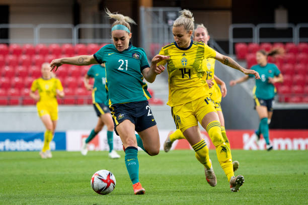 SWE: Sweden v Australia - Women's International Friendly